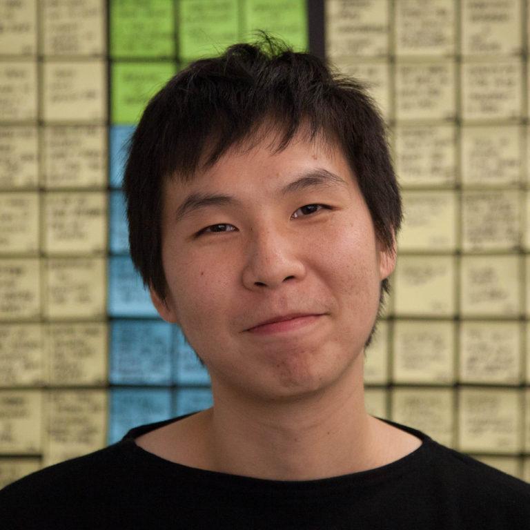 Alumni Spotlight: Chia-Wei Liu Senior Interaction Designer at frog design, New York City