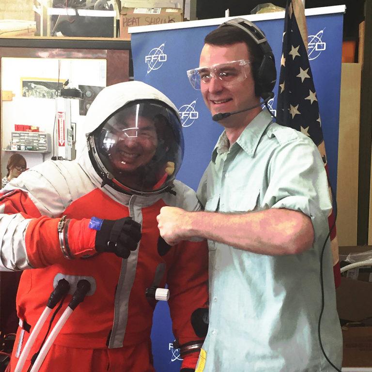 Houston, we have landed Student Blog