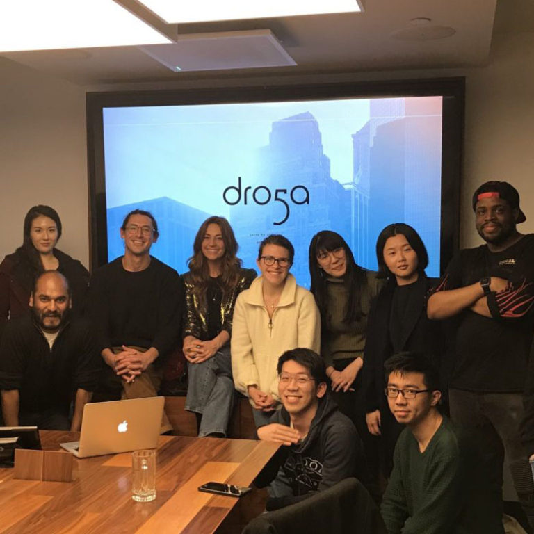 Students Tour Award-winning Creative Agency Framing User Experiences Class Visits Droga5