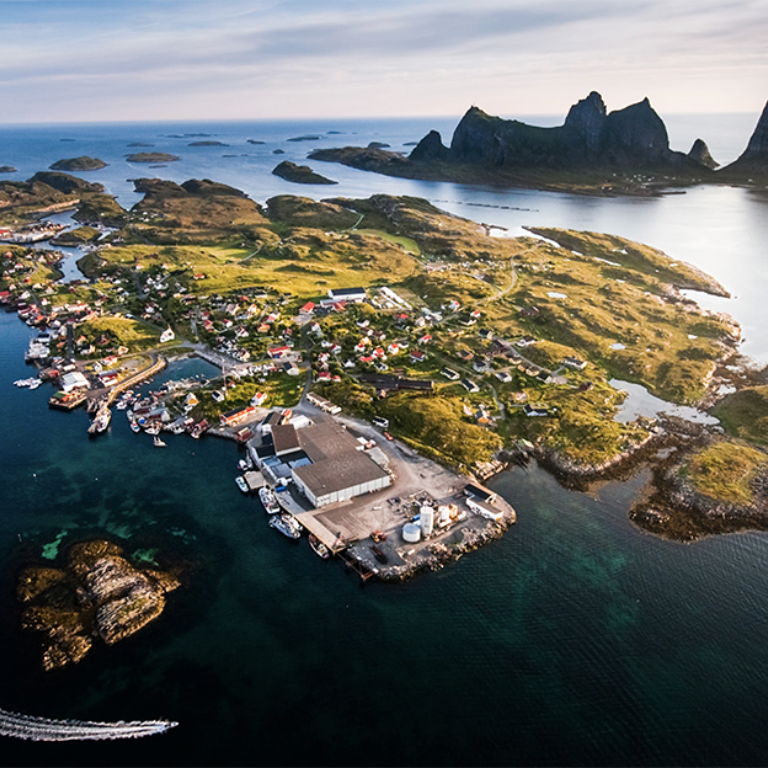 Announcing a Summer Workshop —   Un-Urban Experiments: Træna, Norway  A creative summer school in the Arctic Circle