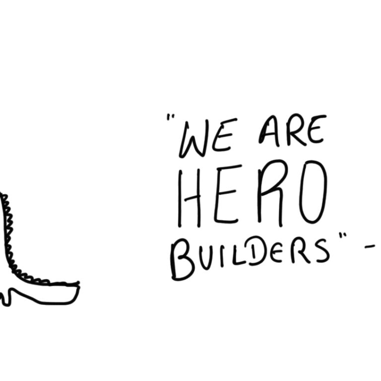 We Are Hero Builders Student Blog