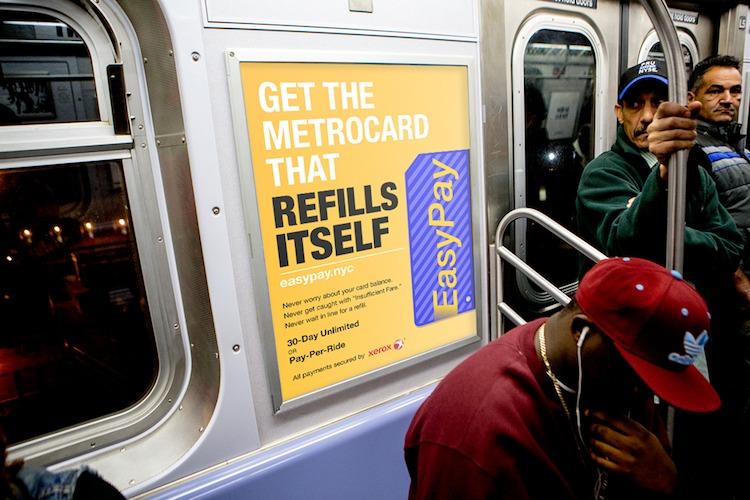 Improving MTA EasyPay